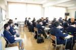 平成29年度体験入学<太宰府西中学校(中2)>【43】