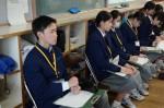 平成29年度体験入学<太宰府西中学校(中2)>【45】