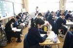 平成29年度体験入学<太宰府西中学校(中2)>【47】