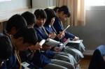 平成29年度体験入学<太宰府西中学校(中2)>【48】