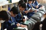 平成29年度体験入学<太宰府西中学校(中2)>【49】