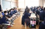 平成29年度体験入学<太宰府西中学校(中2)>【51】