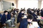 平成29年度体験入学<太宰府西中学校(中2)>【53】