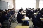平成29年度体験入学<太宰府西中学校(中2)>【56】