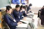 平成29年度体験入学<太宰府西中学校(中2)>【57】
