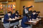 平成29年度体験入学<太宰府西中学校(中2)>【60】