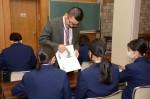 平成29年度体験入学<太宰府西中学校(中2)>【66】