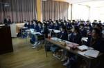 平成29年度体験入学<太宰府西中学校(中2)>【70】