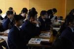 平成29年度体験入学<太宰府西中学校(中2)>【75】