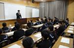 平成29年度学校訪問<十文字中学校(中1)>【4】
