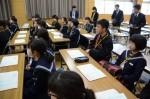 平成29年度学校訪問<十文字中学校(中1)>【5】