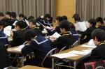 平成29年度学校訪問<十文字中学校(中1)>【7】