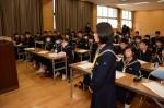 平成29年度学校訪問<十文字中学校(中1)>【9】