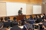 平成29年度学校訪問<十文字中学校(中1)>【25】