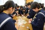 平成29年度学校訪問<十文字中学校(中1)>【27】