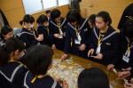 平成29年度学校訪問<十文字中学校(中1)>【29】