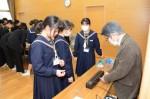 平成29年度学校訪問<十文字中学校(中1)>【34】