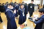 平成29年度学校訪問<十文字中学校(中1)>【35】