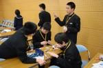 平成29年度学校訪問<十文字中学校(中1)>【37】