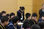 平成29年度学校訪問<十文字中学校(中1)>【50】