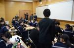 平成29年度学校訪問<十文字中学校(中1)>【51】
