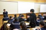 平成29年度学校訪問<十文字中学校(中1)>【52】