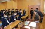 平成29年度学校訪問<十文字中学校(中1)>【55】