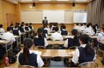 平成30年度体験入学<二日市中学校・天拝中学校>【2】