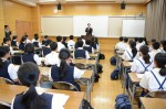 平成30年度体験入学<二日市中学校・天拝中学校>【6】