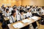 平成30年度体験入学<二日市中学校・天拝中学校>【8】