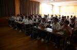 平成30年度体験入学<二日市中学校・天拝中学校>【12】