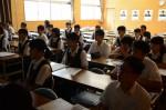 平成30年度体験入学<二日市中学校・天拝中学校>【13】