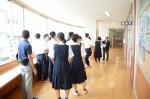 平成30年度体験入学<二日市中学校・天拝中学校>【17】