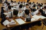 平成30年度体験入学<二日市中学校・天拝中学校>【24】