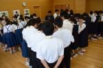 平成30年度体験入学<二日市中学校・天拝中学校>【35】