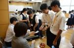 平成30年度体験入学<二日市中学校・天拝中学校>【45】