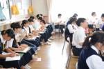 平成30年度体験入学<二日市中学校・天拝中学校>【47】
