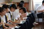 平成30年度体験入学<二日市中学校・天拝中学校>【48】