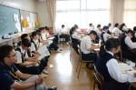 平成30年度体験入学<二日市中学校・天拝中学校>【51】