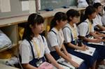 平成30年度体験入学<二日市中学校・天拝中学校>【57】