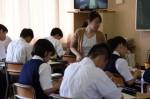 平成30年度体験入学<二日市中学校・天拝中学校>【60】