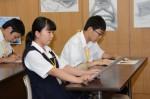 平成30年度体験入学<二日市中学校・天拝中学校>【65】