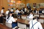 平成30年度体験入学<二日市中学校・天拝中学校>【75】