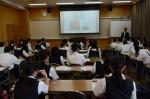 平成30年度体験入学<二日市中学校・天拝中学校>【76】