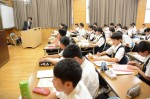 平成30年度体験入学<二日市中学校・天拝中学校>【77】