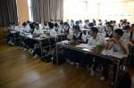 平成30年度体験入学<二日市中学校・天拝中学校>【78】