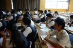 平成30年度体験入学<二日市中学校・天拝中学校>【80】