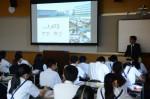平成30年度体験入学<二日市中学校・天拝中学校>【81】