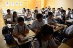 平成30年度体験入学<二日市中学校・天拝中学校>【82】