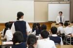 平成30年度体験入学<二日市中学校・天拝中学校>【85】